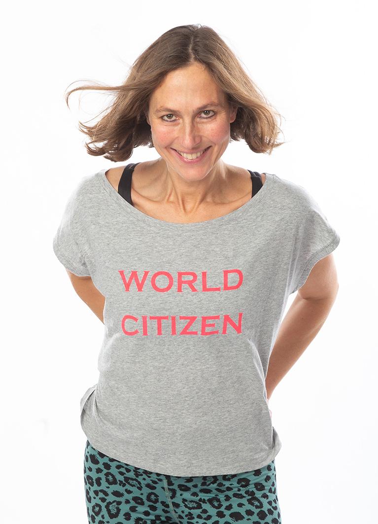 Shirt WORLD CITIZEN