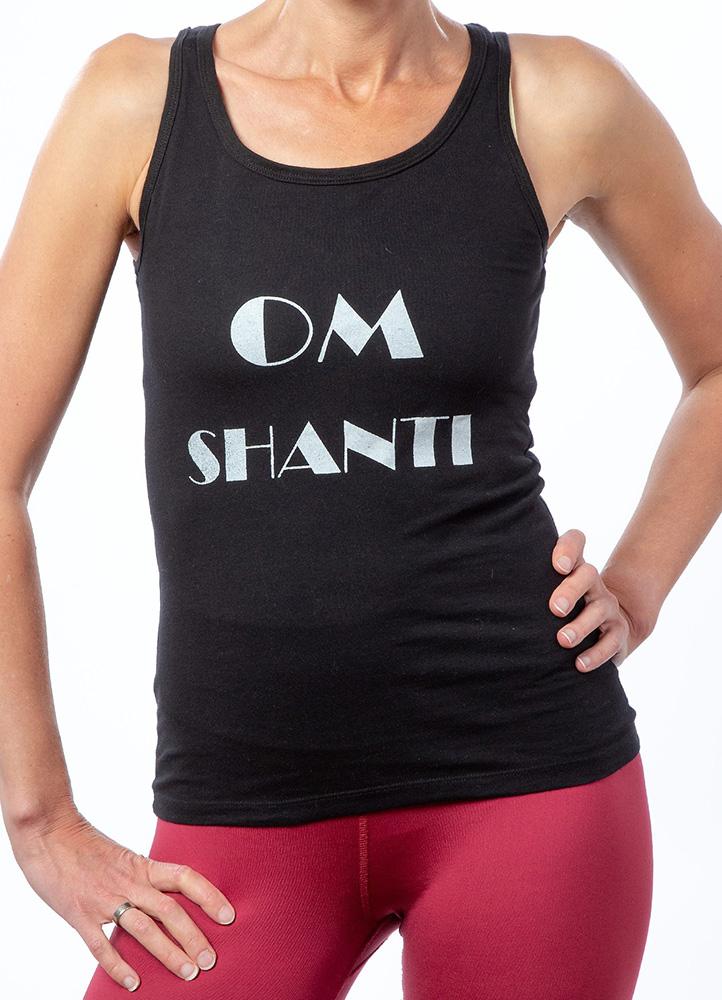 Yoga-Top OM SHANTI