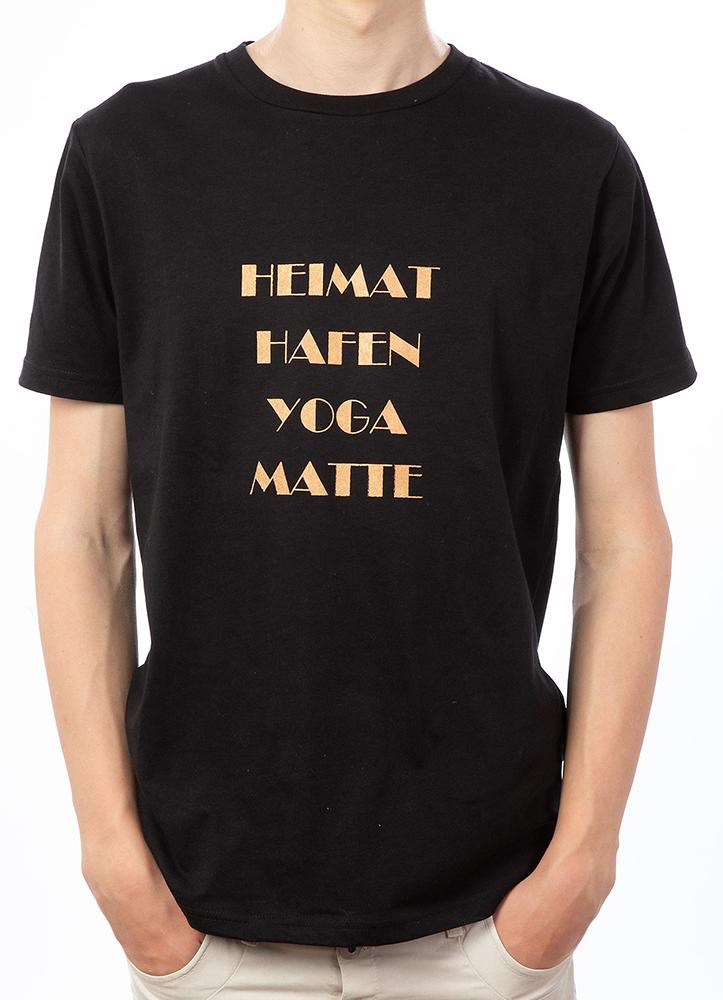 Männer-Shirt HEIMAT HAFEN
