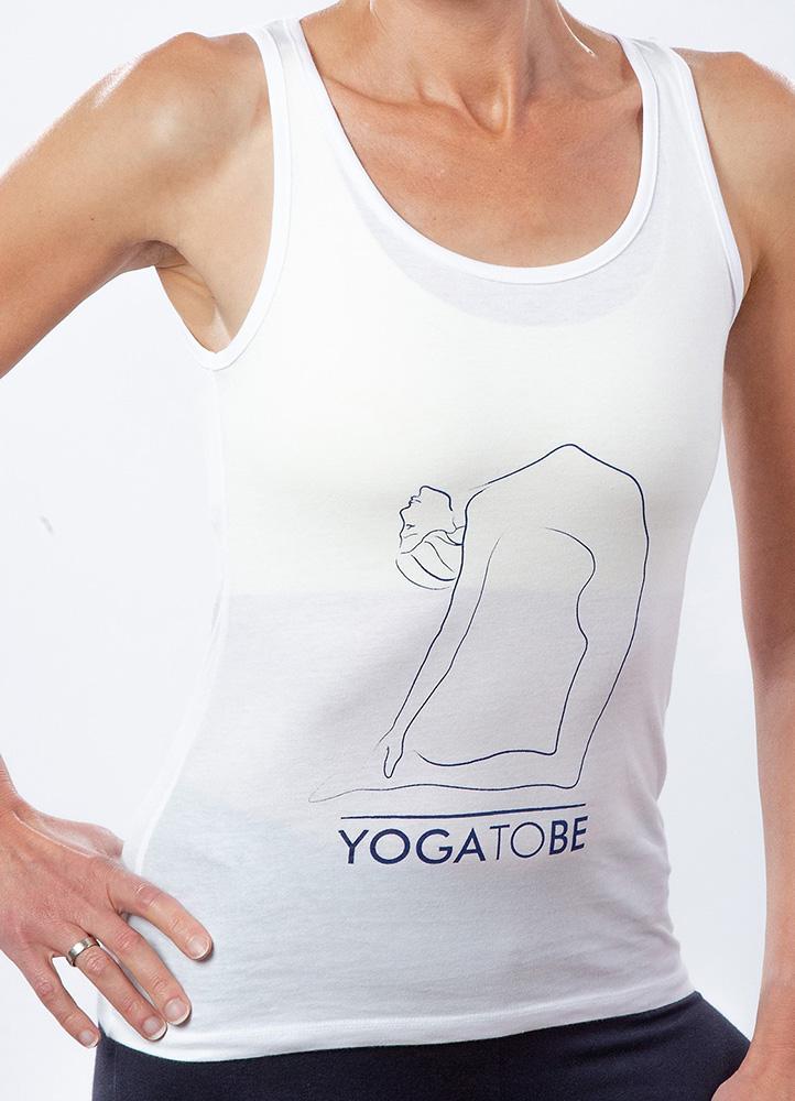 Yoga-Top USTRASANA